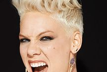 P!nk. My favorite female singer! / by Claire Chooch