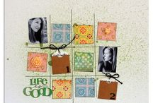 Pages + Projects / Inspiration and ideas for my scrapbooking hobby. / by Stacy Julian