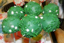 St Patricks Day Baby Shower / by Baby Shower Games
