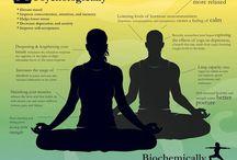 Yoga & mindfulness / by Marita Sankes
