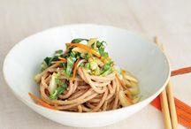 Asian Vegetarian Recipes / vegetarian and vegan recipes, healthy, low-oil, Chinese, Japanese, Korean,Thai, Vietnamese, Indian, raw, gluten free / by Simply Lanna