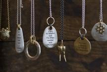 Jewellery / by Marie Jonsson