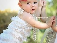 6 month picture ideas / by Angie Lock