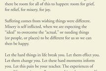 learn from it / by verlene Ferriman