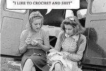 Crochet Jokes / by Designs By Mamta