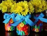 Party centerpieces and ideas / by Julie Wissman