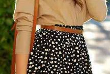 :: Fasion (skirts off) :: / by Laura Jardine