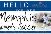 Memphis Women's Soccer / by Memphis Athletics