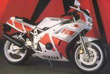 Rice Rockets / Old Skool Japanese Sport Bikes / by Booze Buzzard