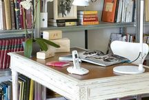 new home office ideas / by Mia Castile