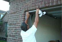 Garage Door Screens / Convert your garage into a screened in room #www.GarageDoorScreens.com easy and quick to install / by Garage Door Screens