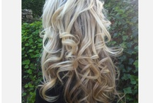 hair(: / by Cheyenne Baird