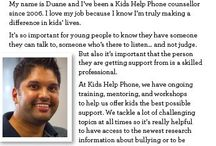 Our counsellors / Get to know Kids Help Phone's professional counsellors who are there 24/7 to support young people across Canada. / by Kids Help Phone