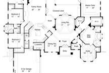 Floor / House Plans / Post your favorite floor plans. Please make sure the link works to the actual plan or website, and include the plan number if possible. Follow this board & comment if you'd like to join this group. / by BB Maass
