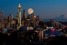 I♥Seattle / So glad that I lived here! / by Jonni