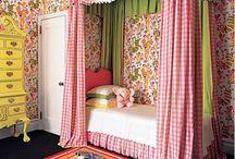 Children's Bedrooms + Spaces / by Suellen Gregory