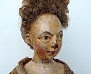 Antique Dolls / by Susan Vineyard