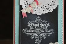 Cardmaking - Stampin Up / by Paula Armstrong