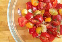 Salads / by Jessica Barnett