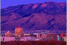 Albuquerque (Close Neighbor to Santa Fe) / by Southwestern College Santa Fe