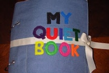 Quiet book / by Amanda Bekas