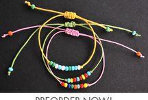 Bracelets and trinkets / by Jennifer Watson