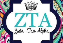 Zeta Tau Alpha / by Angie Reeves