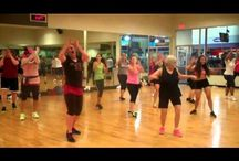ZUMBA DANCES / by Amber Davis-Hutson