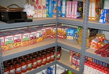 Stockpiling groceries / by Sherri Noel