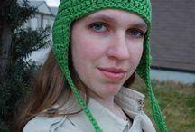 Crocheted items / by Cyndi Bousson