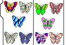 school/butterflies / by Mindy Kowieski Kerr