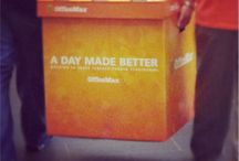 OfficeMax Cares / Snapshots of OfficeMax contributing to its community – and having fun doing it! / by OfficeMax