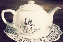Tea Pots / by Connie Anderson