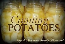 Canning /dehydrating / putting up to get by, preserving the harvest for the winter months / by Diana Austin
