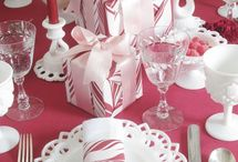 Table Decor for Entertaining / by Amy Freshwater