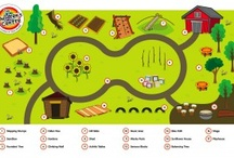 Nature Play Scapes for Children / by Shanda Fitte @ My Intentional Play
