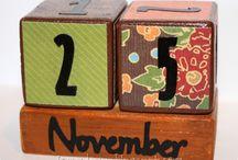 Calendars / by Laurel Miller-Jones