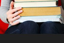 bookshelf to read / by Gwen Rajski