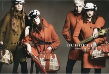 Burberry / by Melissa Gilbert