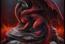 Dragons / by Michael Morton