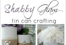 Shabby chic / Love old things. / by Judy Mayes