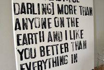 Say it / by Dani Mac