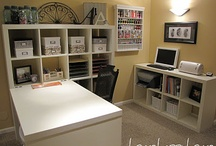 Scrapbooking Room / by Michelle Lynn