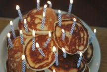 birthdays are my favorite / by Amanda McKay
