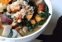 Soup - yum! / by Cindy Patterson
