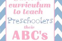 Preschool / by Elizabeth Ratliff