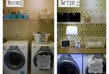 laundry room / by Mary Kelly