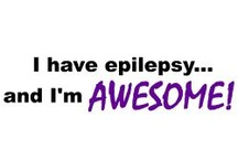 Epilepsy Awareness / by Melissa Eavey
