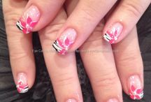Nail Designs / by Amanda Marek