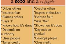 Becoming a better leader... / by Jennifer Taulbee
